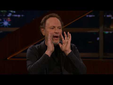 Billy Crystal | Real Time with Bill Maher (HBO)