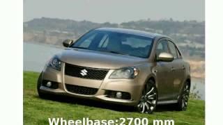 9. 2009 Suzuki Kizashi 4WD - Specs, Walkaround - shaeuanca