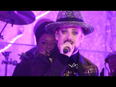 Culture Club - Karma Chameleon - Orlando 2018 - HD