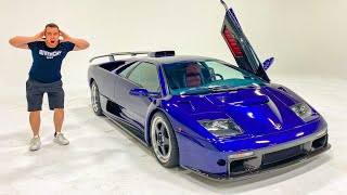 2000 LAMBORGHINI DIABLO GT *FIRST EVER* DRIVE AND REVIEW! *POV* by Vehicle Virgins