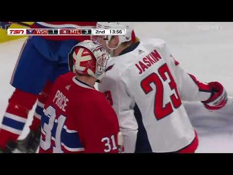 Video: Washington Capitals vs Montreal Canadiens   NHL   NOV-01-2018   19:30 EST