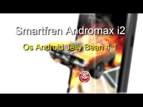 Smartfren Andromax i2 Hp Android Harga Murah Prosesor QuadCore