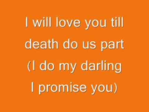 I Promise You - Song