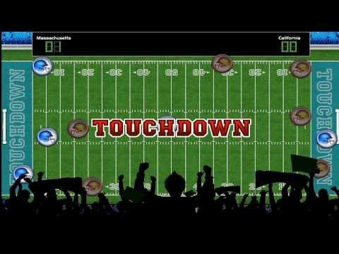 Video of Button Football
