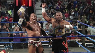Nonton Booker T & Stevie Ray's last match as HARLEM HEAT (Full Match) Film Subtitle Indonesia Streaming Movie Download