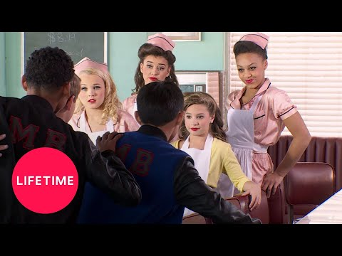 Dance Moms: Abby Pulls the Plug on the Music Video (Season 5 Flashback) | Lifetime