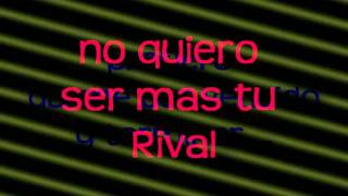 Rival Romeo Santos ft Mario Domm letra lyrics YouTube