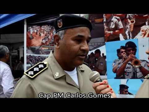 Programa Abordando a Notícia Especial; 165º Aniversário da Banda da Polícia Militar de Alagoas