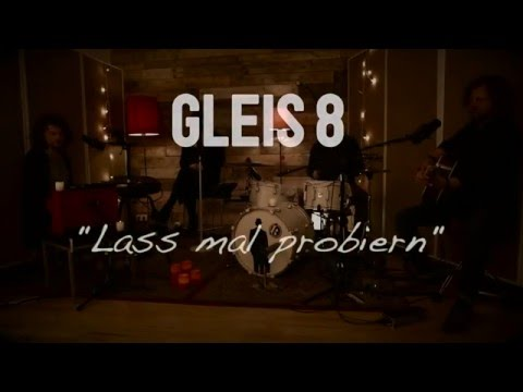 GLEIS 8 - Lass mal probiern - 4. Advent (видео)
