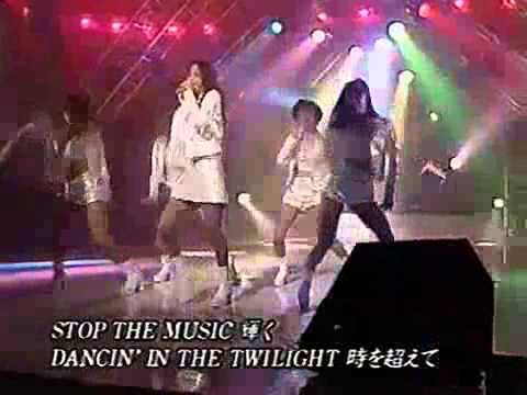 Namie Amuro stop the music1