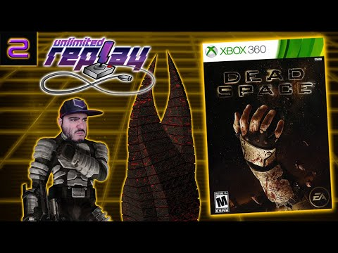 Dead Space (Part 2: Finale) Live Stream - Unlimited Replay Monster Month