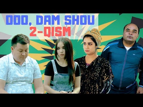 Ооо Dам Shоu / 2 - qisм (18.06.2018) - DomaVideo.Ru