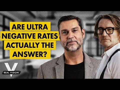 A Bold Monetary Move: Should Rates Go Ultra-Negative? (w/ Raoul Pal & Hugh Hendry)