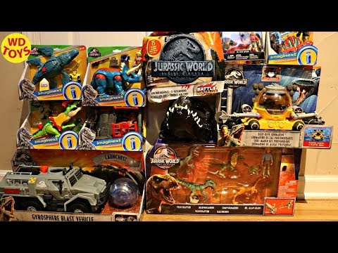 New Jurassic World Shopping Spree Fallen Kingdom Mattel Dinosaur Toys Target, Walmart  April 16th
