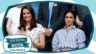 Video Behind the 'Meghan and Kate feud' headlines and a look ahead to royal plans for Christmas | ITV News MP3, 3GP, MP4, WEBM, AVI, FLV Januari 2019