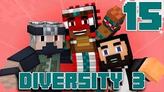 Team Canada Plays DIVERSITY 3 - EP15 (Custom Minecraft Map)