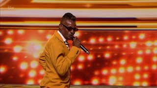 Video The X Factor UK 2018 Olatunji Yearwood Auditions Full Clip S15E02 MP3, 3GP, MP4, WEBM, AVI, FLV Oktober 2018
