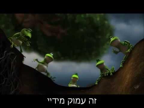סיפור הצפרדע