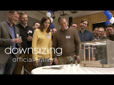 Downsizing | International Trailer FR | Paramount Pictures Belgium
