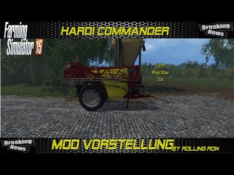 Hardi Commander v1.0 Big Wheels