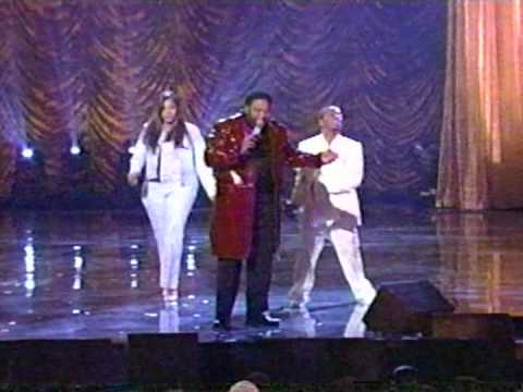 ISLEY BROTHERS TRIBUTE - GERALD LEVERT, SISQO, KELLY PRICE
