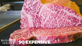 Why Wagyu Beef Is So Expensive | So Expensive