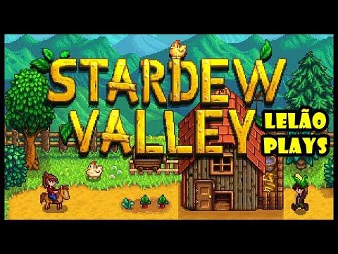 Terra - STARDEW VALLEY PC - #8 VIREI MEMBRO DO JOJA! (PT-BR)