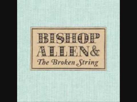 Bishop Allen - Shrinking Violet