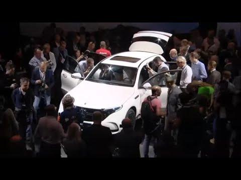 Elektromobilität: Daimler startet die Aufholjagd de ...