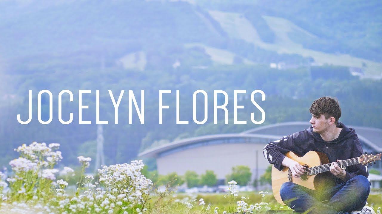 XXXTENTACION – Jocelyn Flores – Fingerstyle Guitar Cover