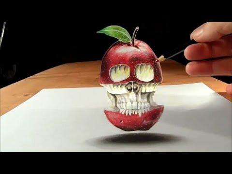 (分享) 錯過可惜的超不可思議3D畫..