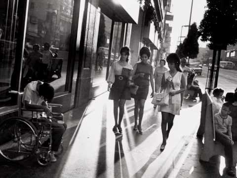 Still image from Gary Winogrand: Los Angeles