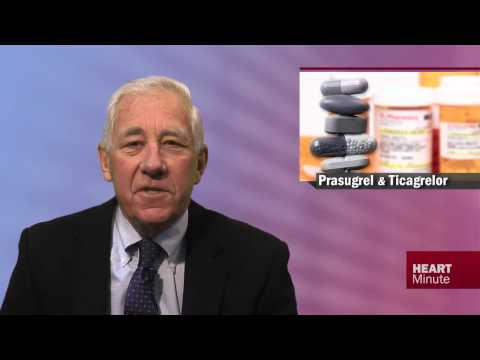 Heart Minute | Prasugrel and Ticagrelor in STEMI Patients