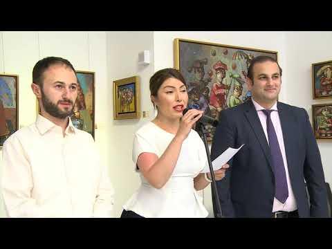 Arame Art Gallery presents Avetis Khachatrian's artworks in Beirut