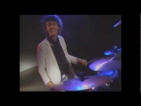 GEORGE KRANZ - Din Daa Daa / Trommeltanz (Original Videoclip 1983 / HD)