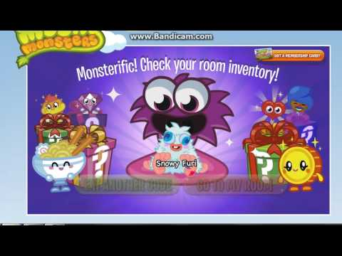 moshi monster games