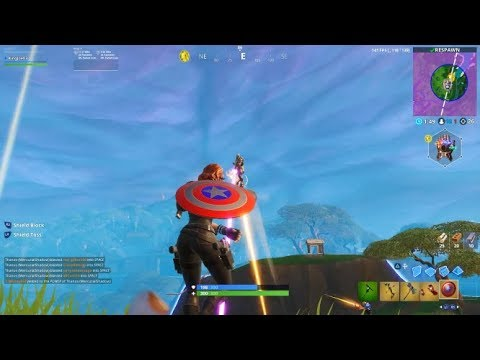 Fortnite Avengers Endgame LTM Gameplay (Ps4 Controller)