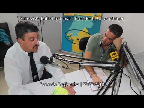 Entrevista com o nosso Presidente - Rafael Jeremias