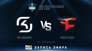 SK vs FaZe, game 1