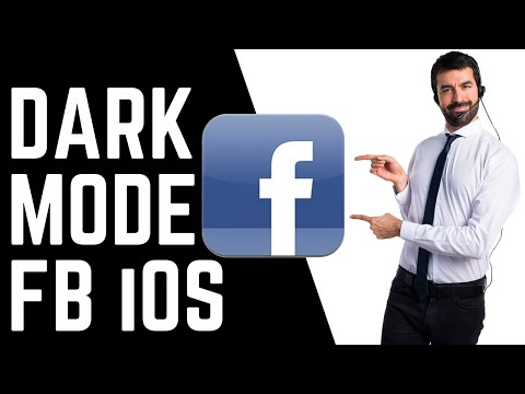 How To Enable Dark Mode On Facebook iOS