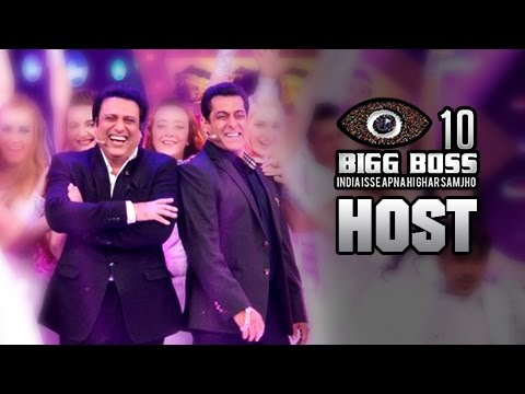 Salman Khan & Govinda To Host Bigg Boss? Yay Or Na