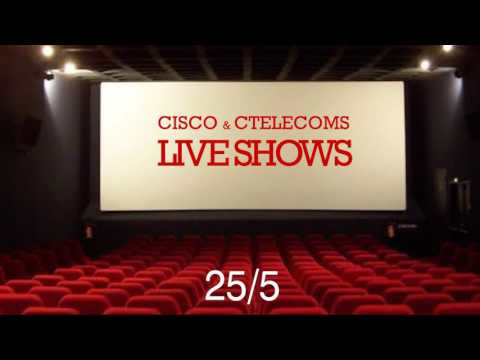 Cisco & Ctelecoms Live Road Show!