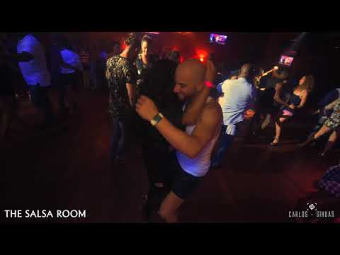 ATACA & HELEN Bachata Social Dance At THE SALSA ROOM
