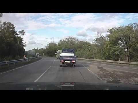 Авария в Самарской области
