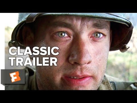Saving Private Ryan (1998) Trailer #1   Movieclips Classic Trailers