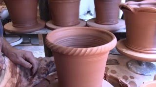 Flower Pot Rims...how to.