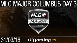 Final match - MLG Major Columbus - Day 3 - Groupe A