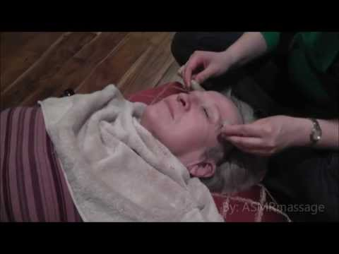 soft - In this video I apply a chocolate mask and massage the face and ears with my hands, stones, and marble. I lost the audio from my mics, so that's why the soun...