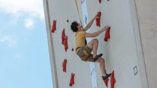 Road to Tokyo #18: Speed: Challenge Accepted by Adam Ondra