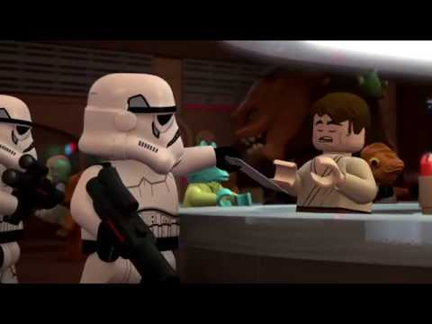 "The Galaxy's Most Wanted - LEGO Star Wars - ""The New Yoda Chronicles"" Ep. 8"